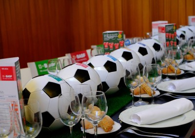 Entrega de Premios liga Futbol Empresas