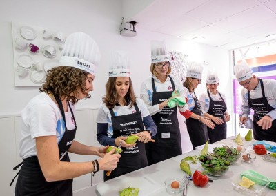 everama teambulding cocina