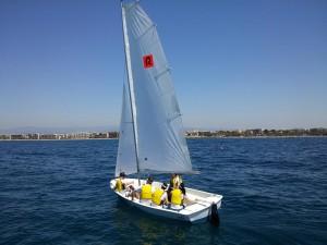 teambuilding competición velero