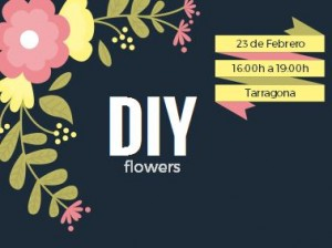 Workshop DIY Flowers