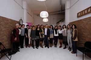 iniciativa propia dedicada a mujeres empresarias