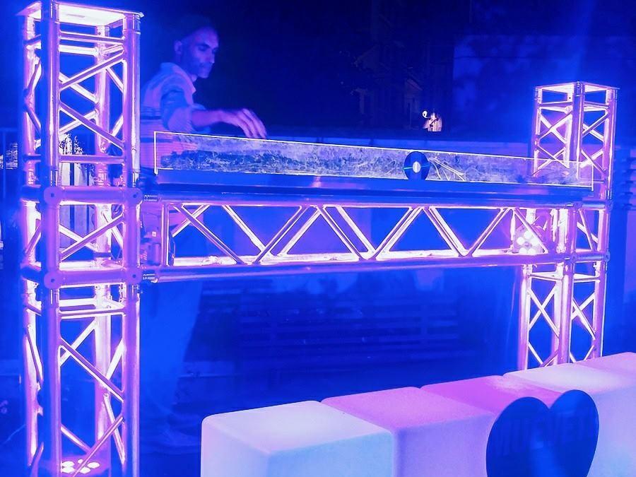 Eventos con música que emanan singularidad
