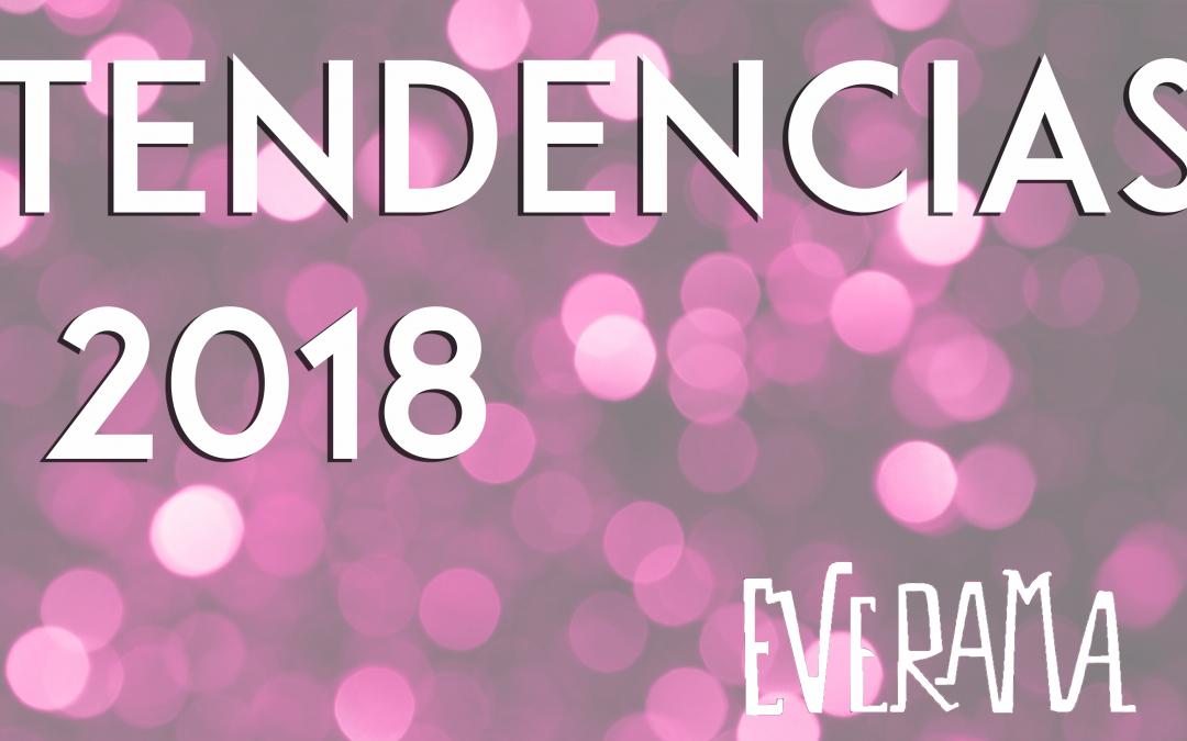 3 tendencias que las agencias de eventos tienen preparadas para este 2018