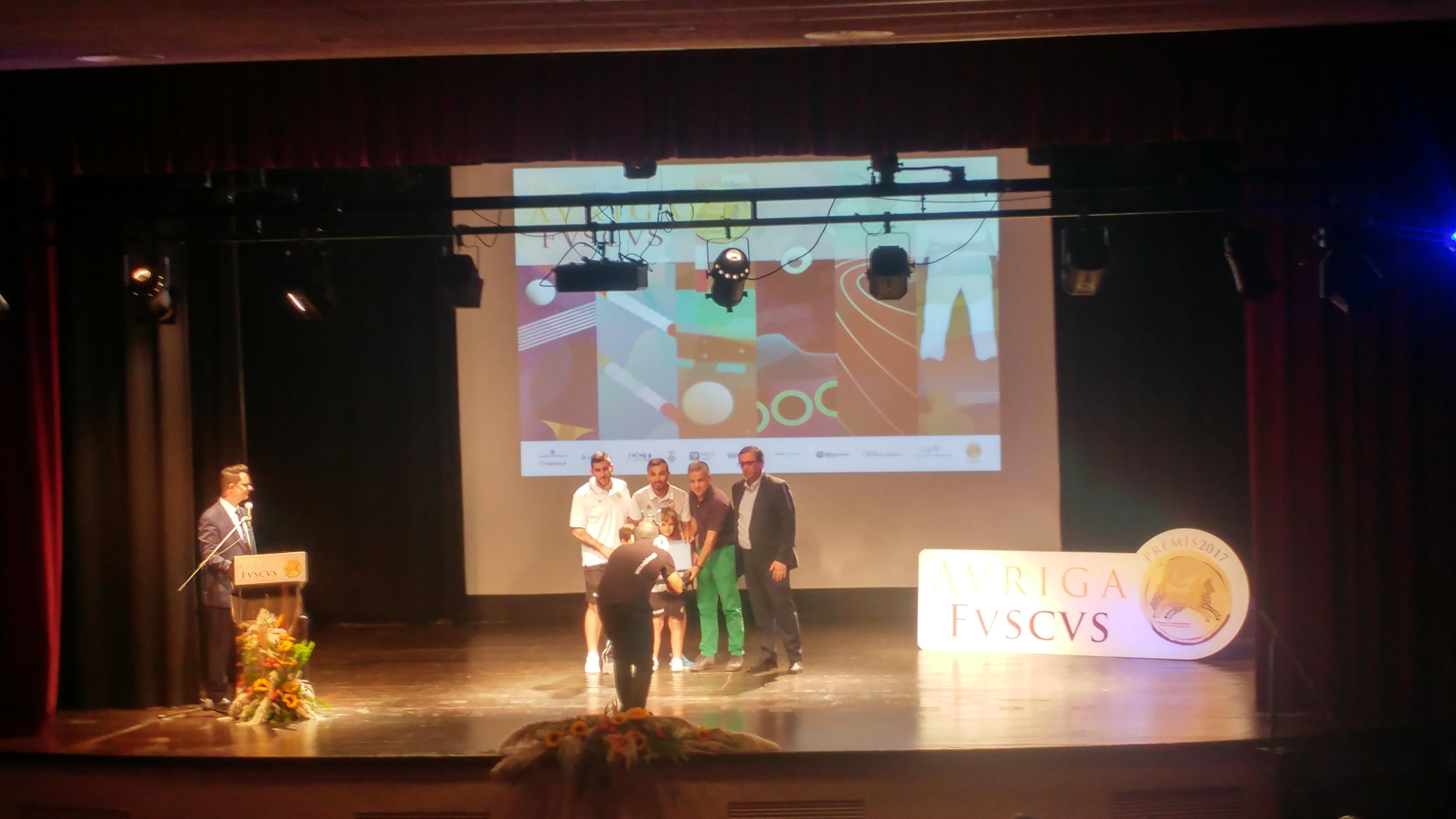 premios auriga fvscvs everama